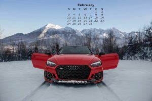 Audi Calendar_February 2019