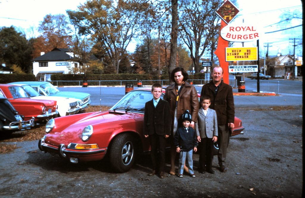 Mark Motors Group Ottawa family history