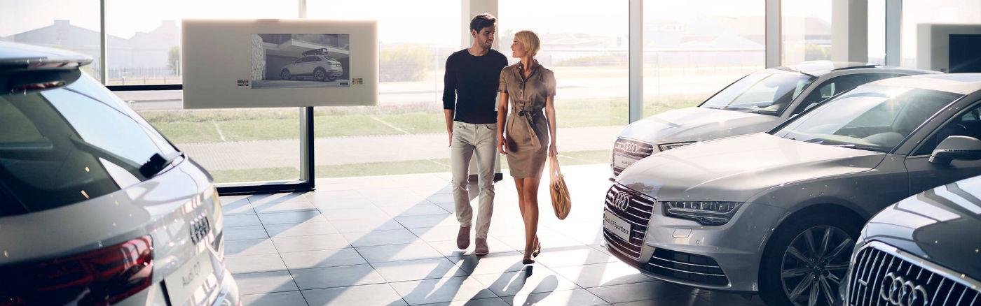 warranty information at Audi Ottawa