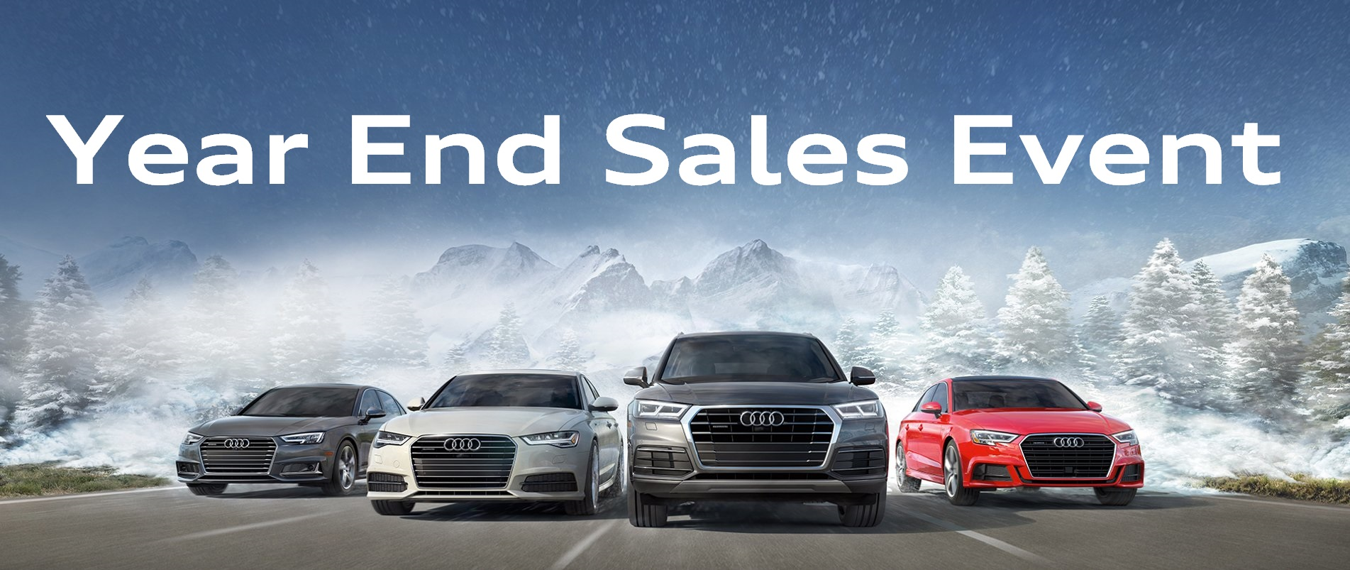Year End Sales Event 2017