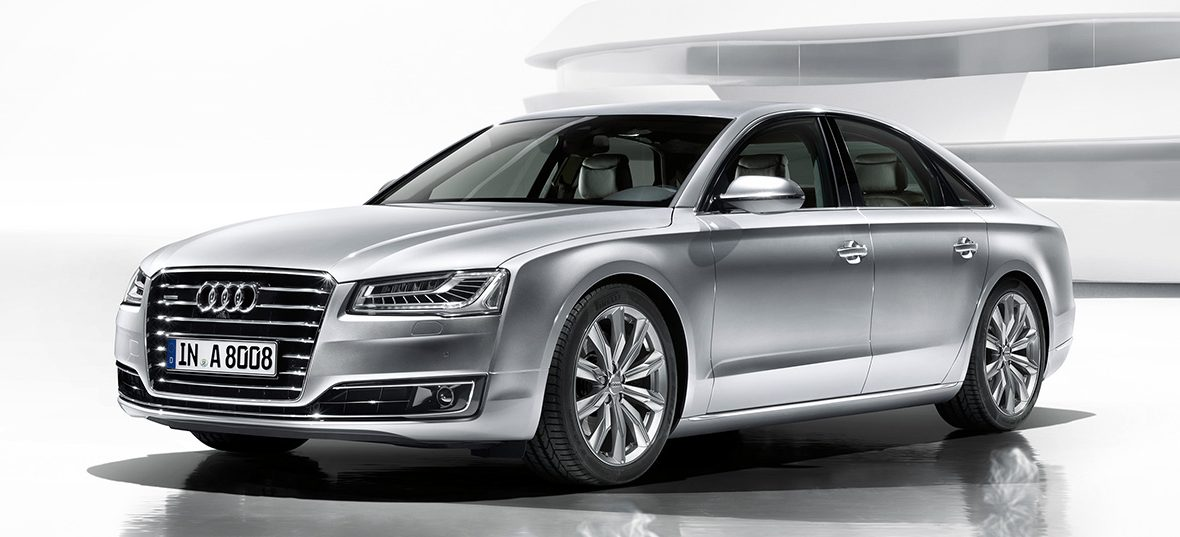 Lease the A8 today!