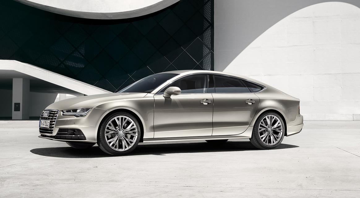 Audi Spring Spirit Event – 2018 A7 Sportback