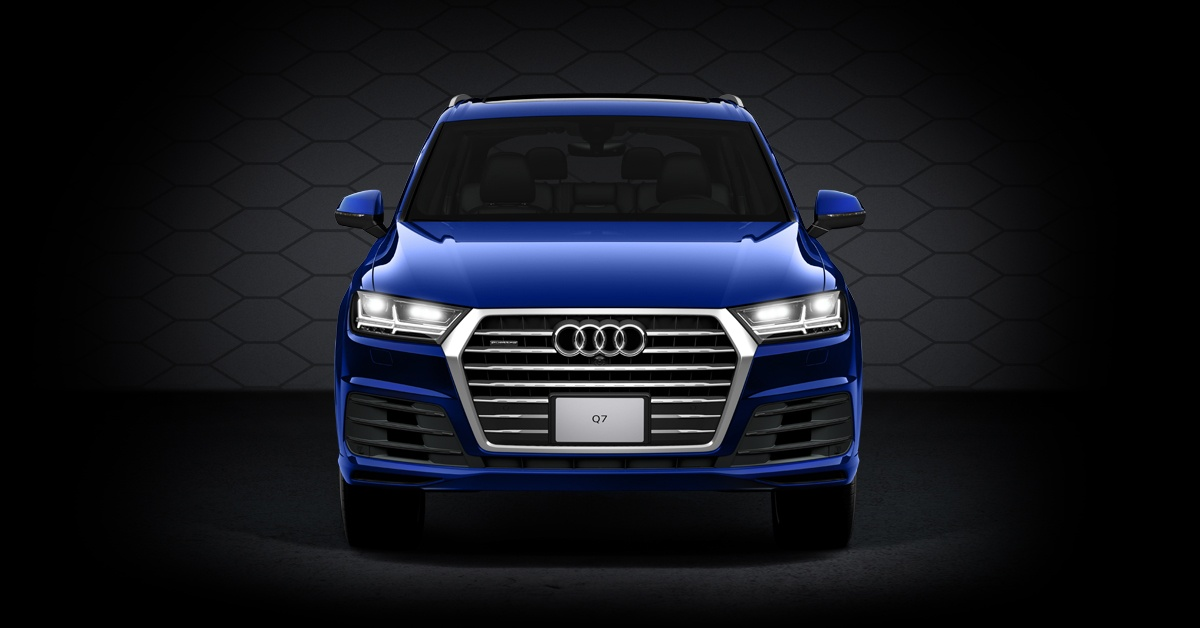 Lease the 2018 Q7