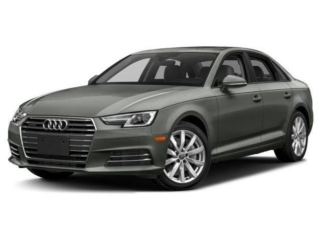 2018 Audi A4 2.0T Progressiv