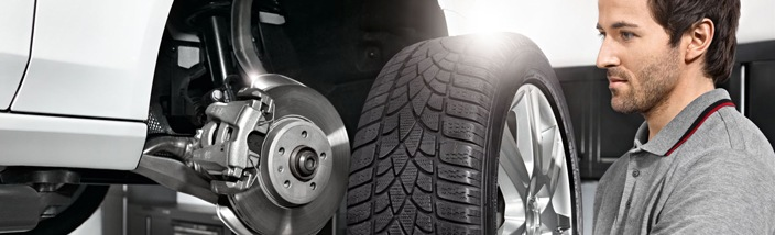 Winter Tire Installation Special Offer
