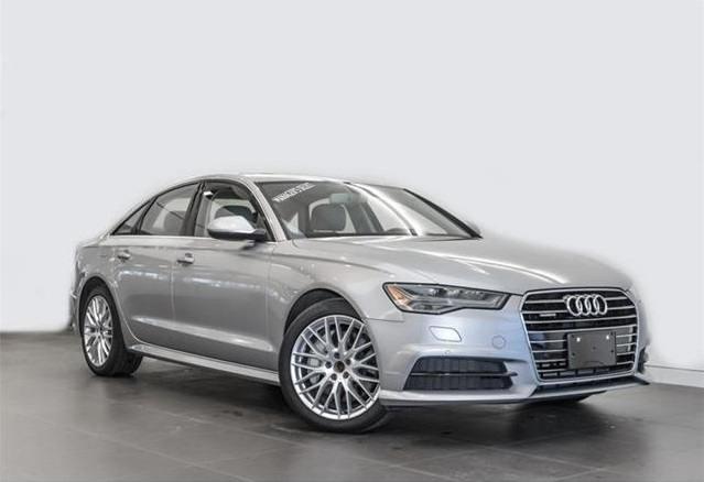 2018 Audi A6 2.0T Progressiv