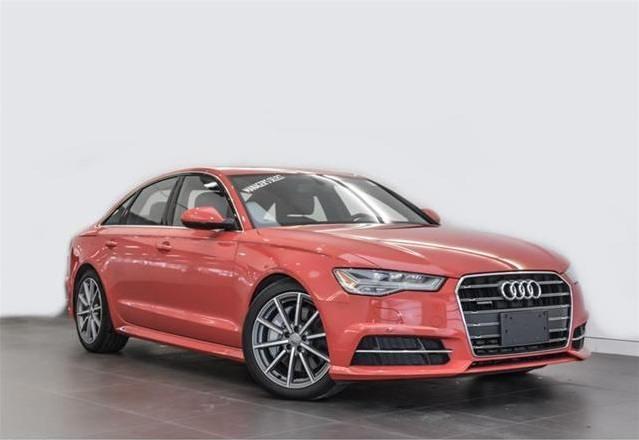 2018 Audi A6 3.0T Progressiv
