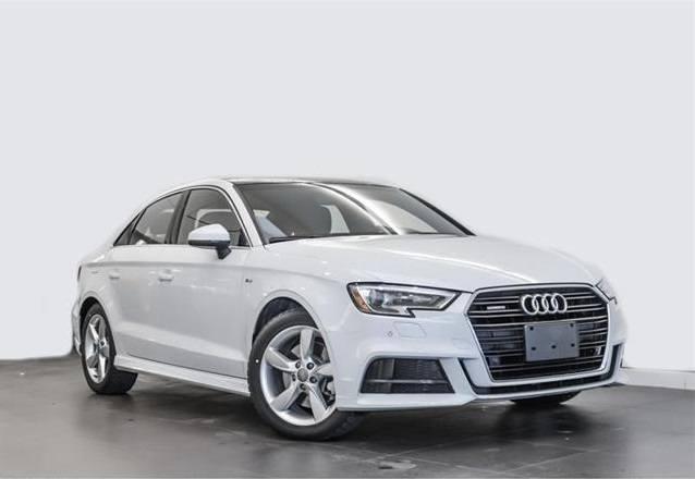 2018 Audi A3 2.0T Progressiv