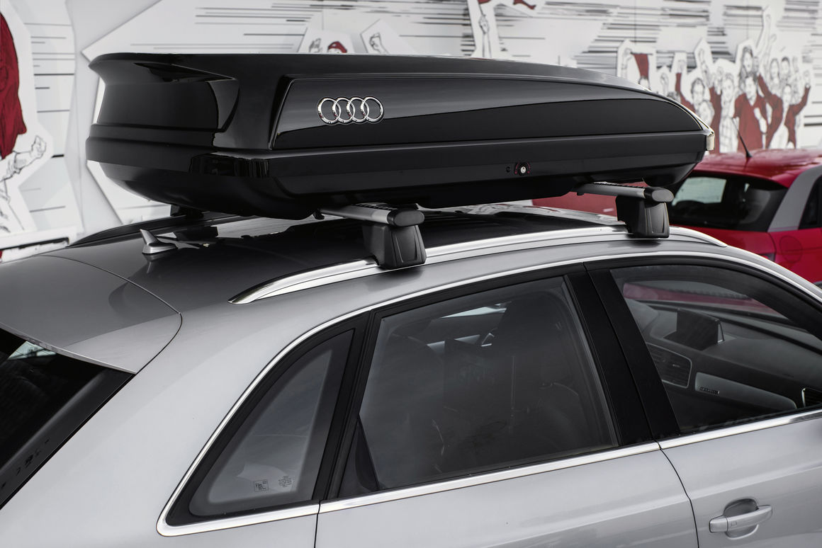 Audi Genuine Roof Rack Special