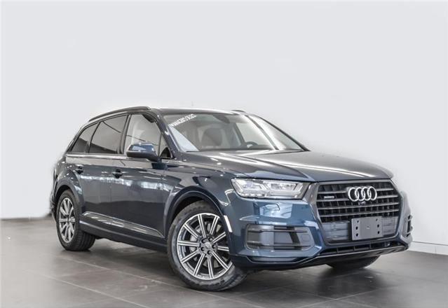2018 Audi Q7 3.0T Technik
