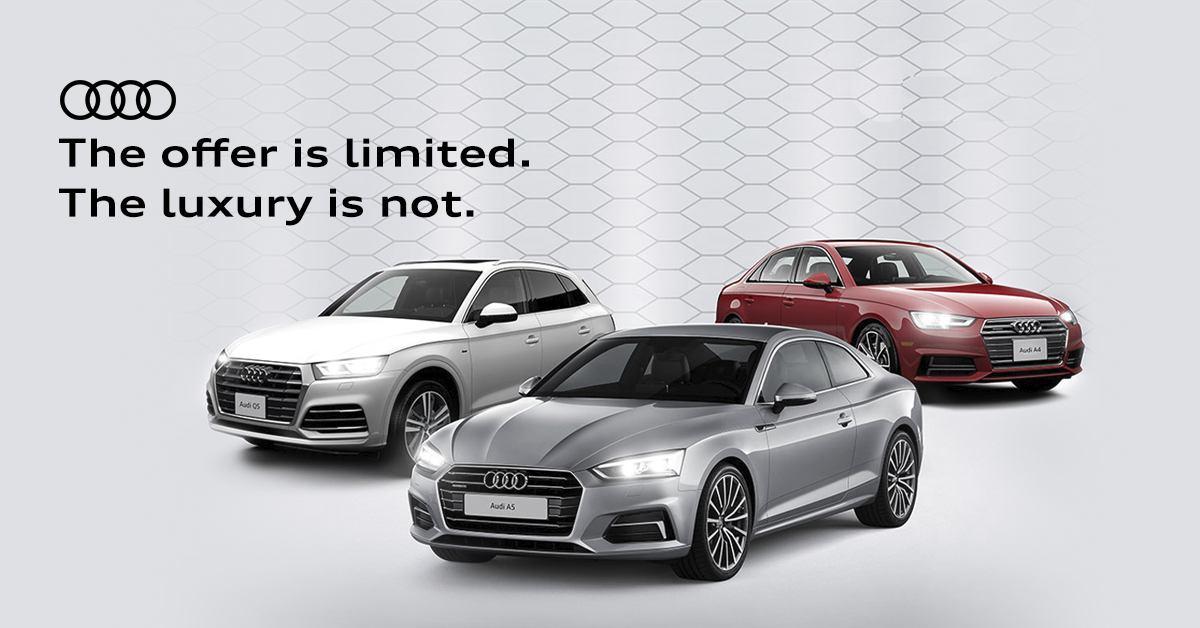 Audi CPO Sale