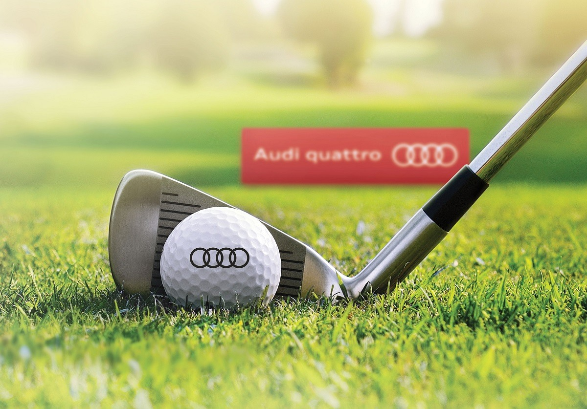 Hit The Links In Style With Audi