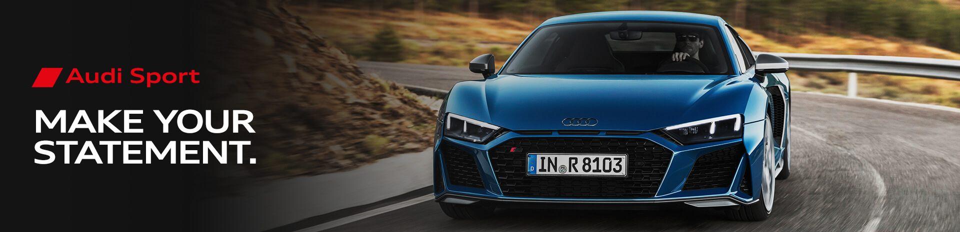 Audi Sports Banner