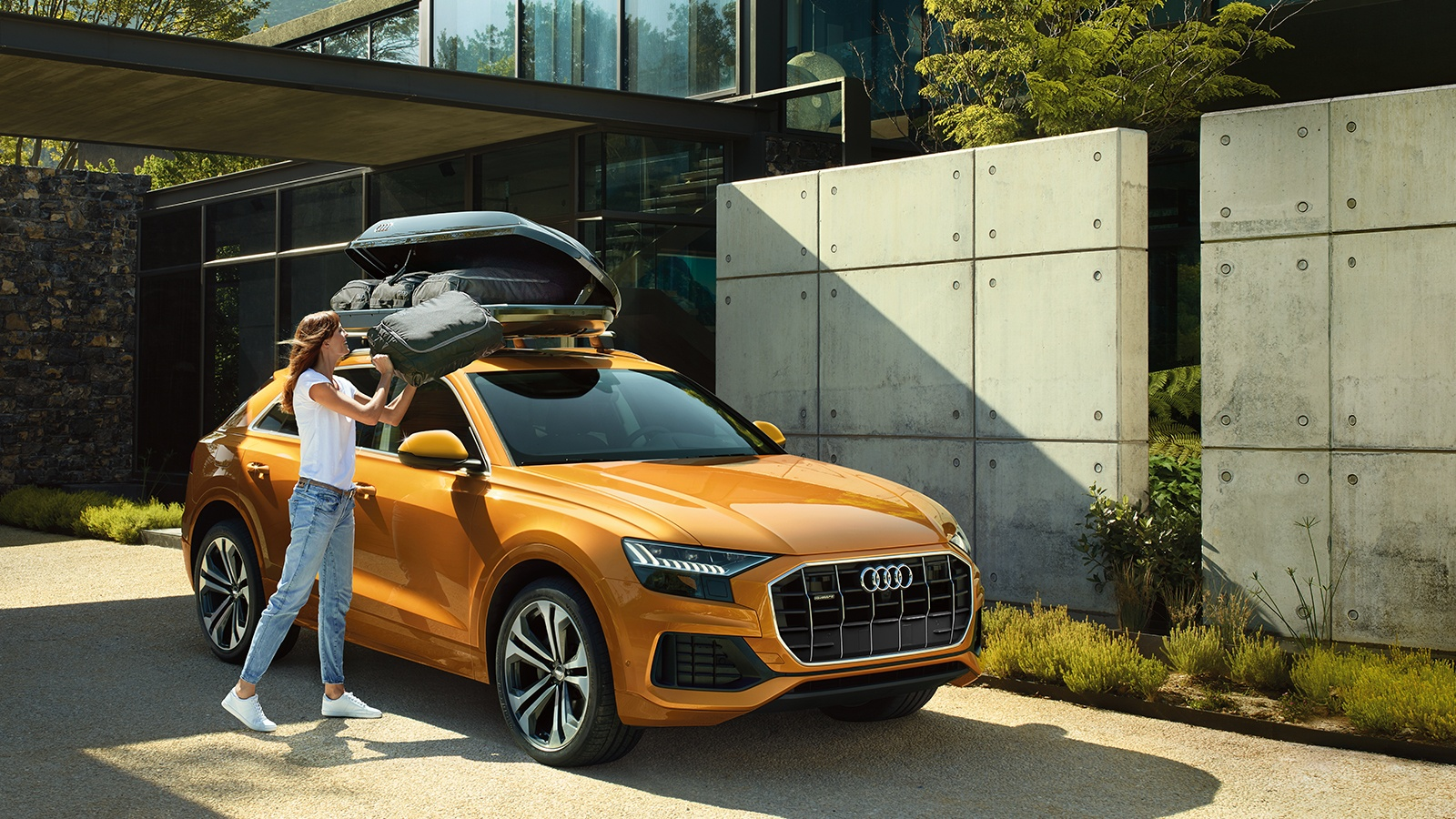 $150 off Audi Genuine Roof Boxes!