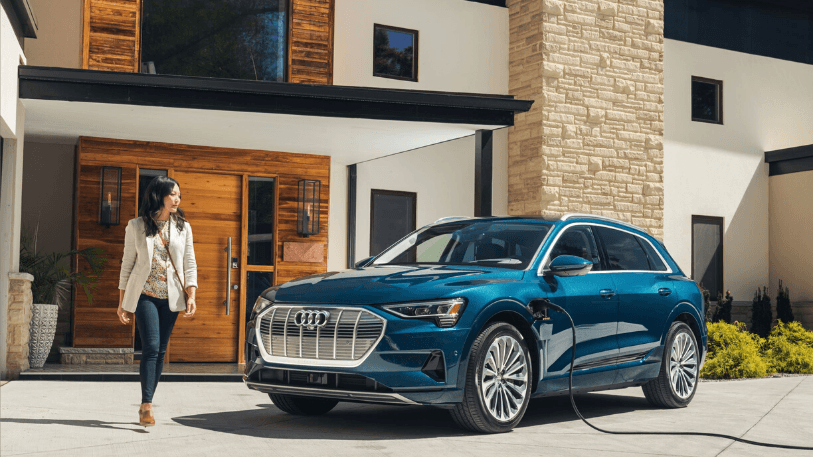 2019 e-tron : Finance for as low as 0%*