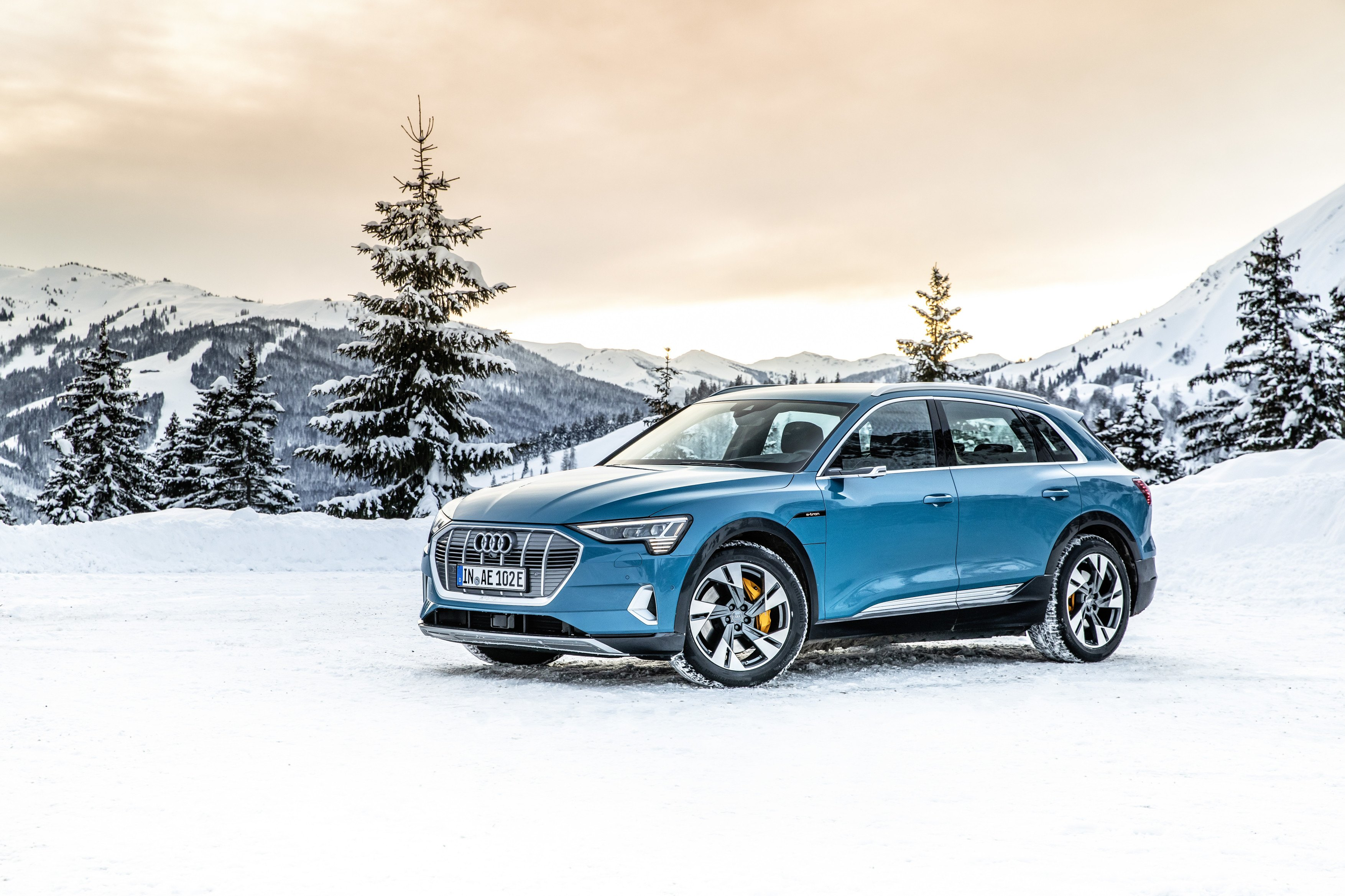 Finance the 2019 e-tron from 1.98%