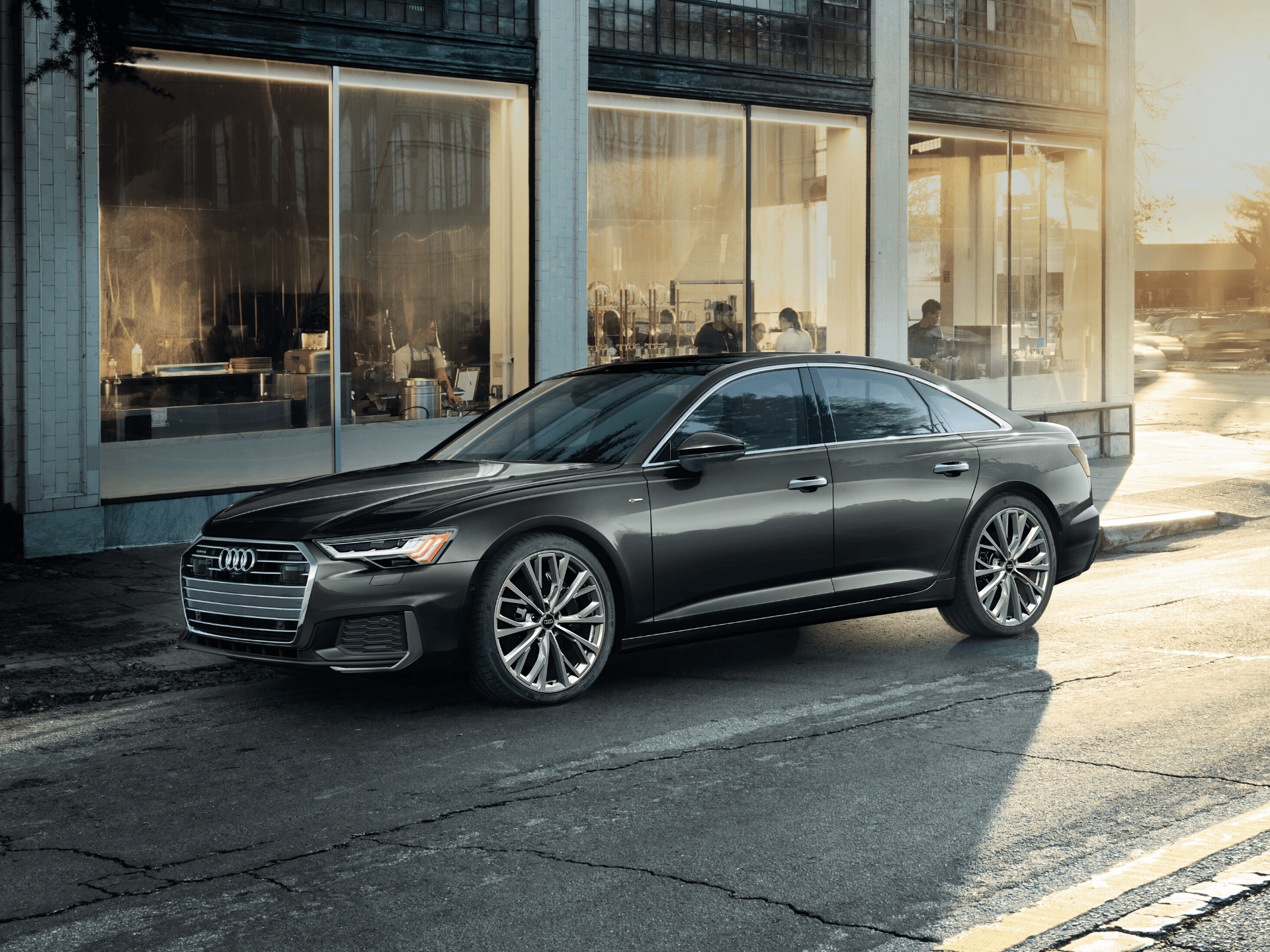 Lease a 2019 A6 from $329 bi-weekly*