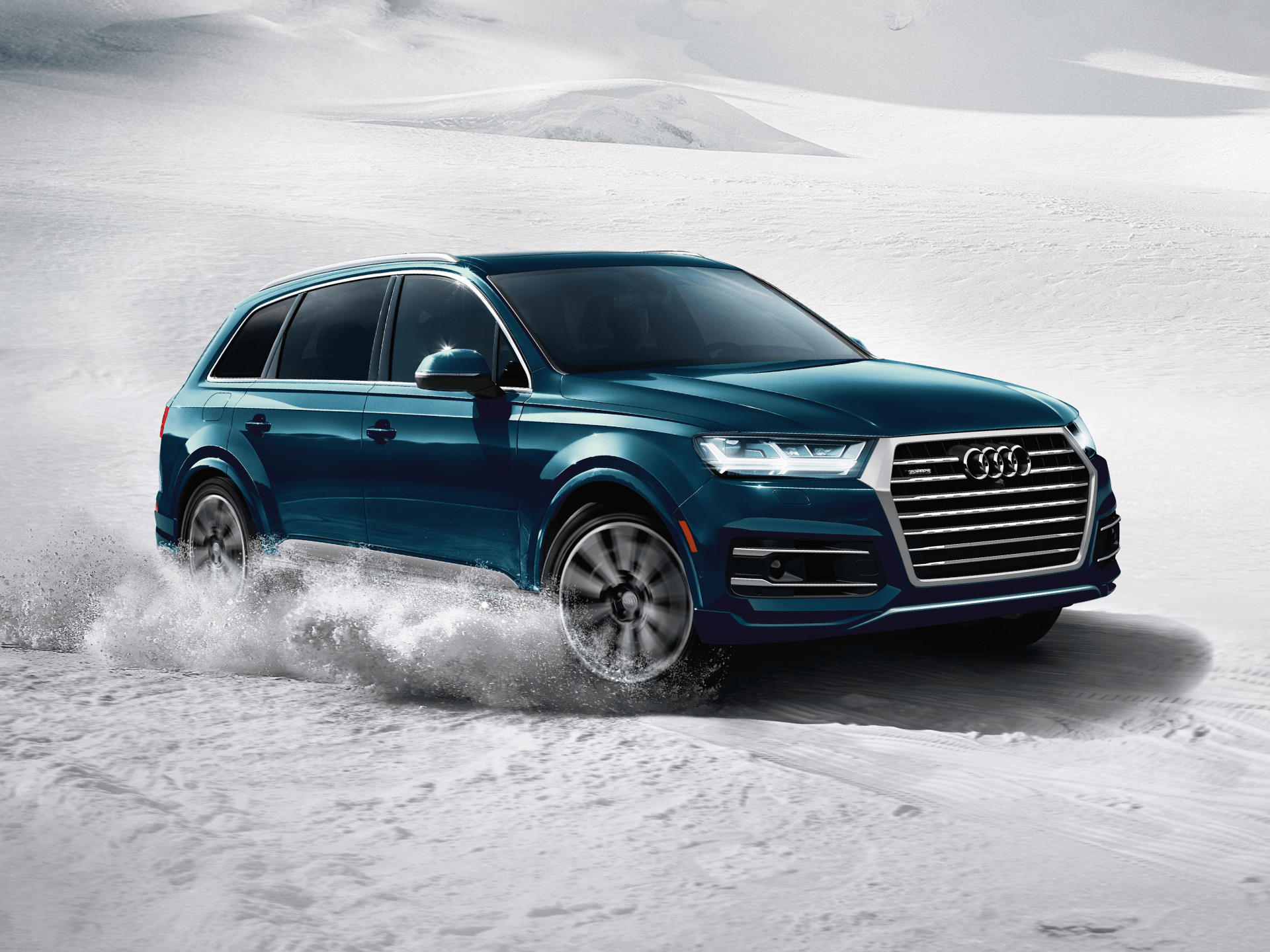 Lease a 2019 Q7 from $305 bi-weekly*