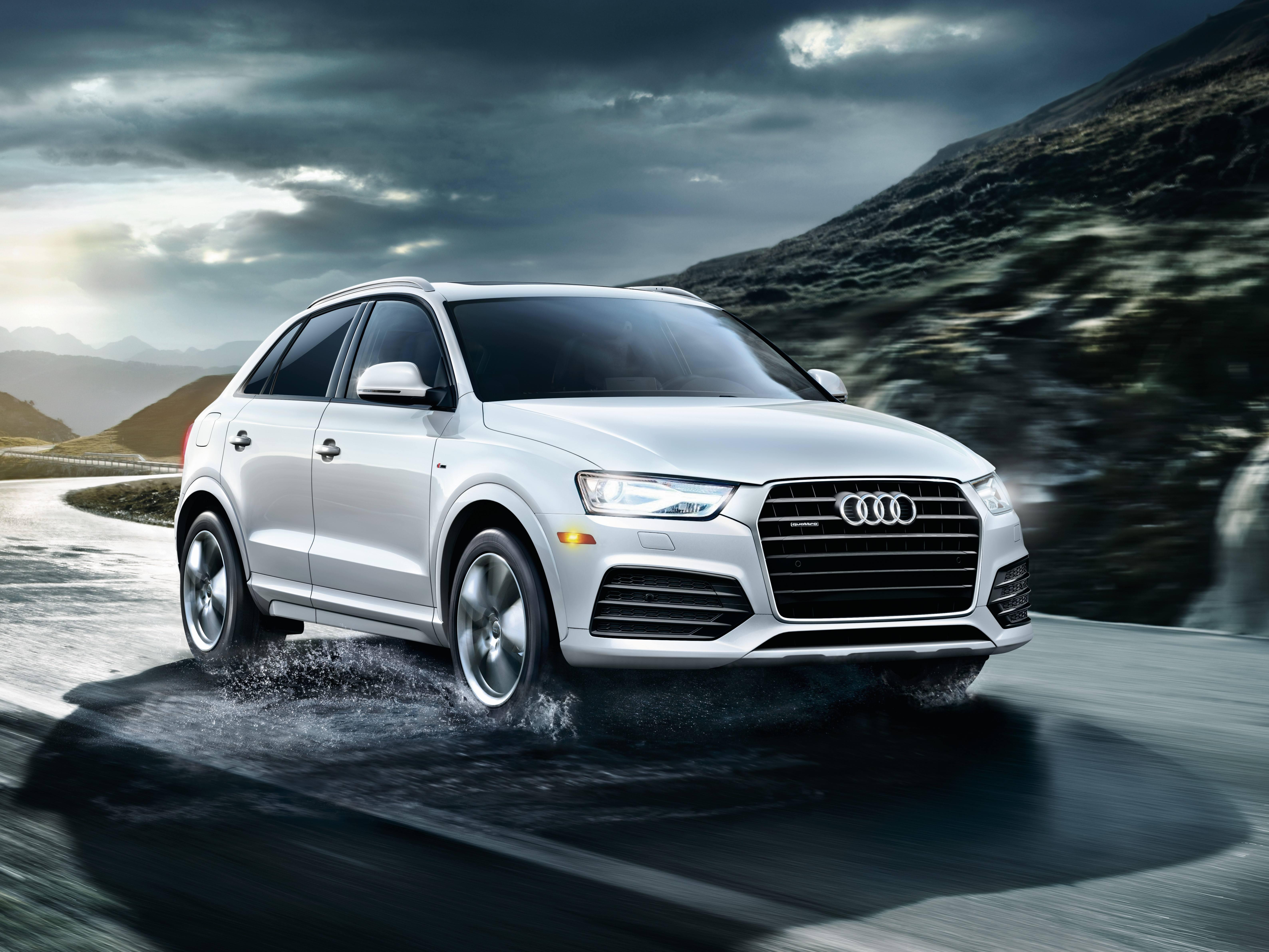 $750 Audi Trade-In Assist Credit