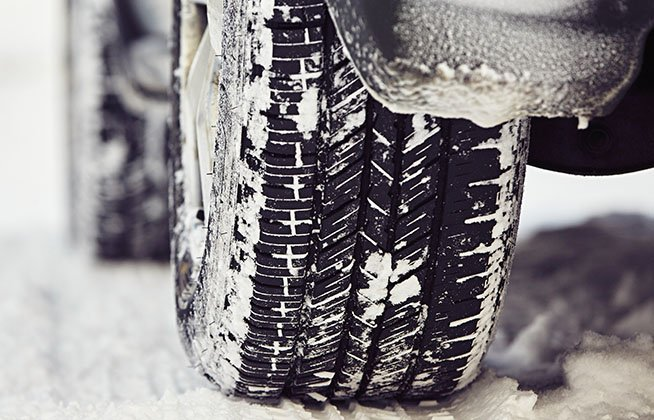Mechanical Repair or Winter Tire Special