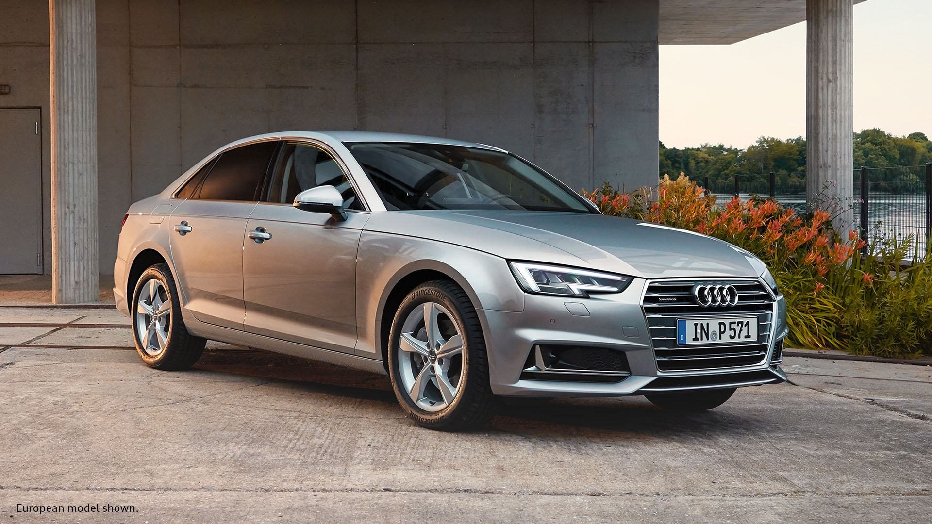 The Spring into Audi Event is on now.