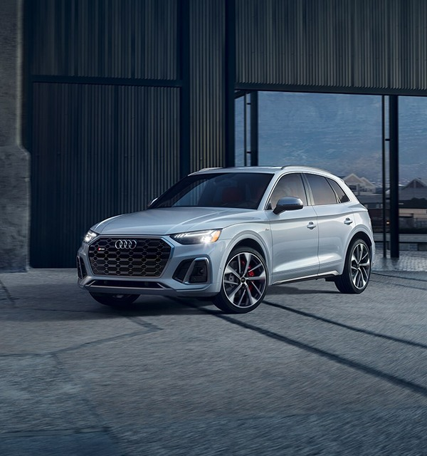 Thank you for being part of the Audi community.
