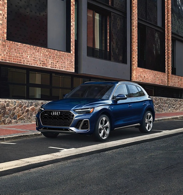 The Audi Q5. Let innovation be your guide.