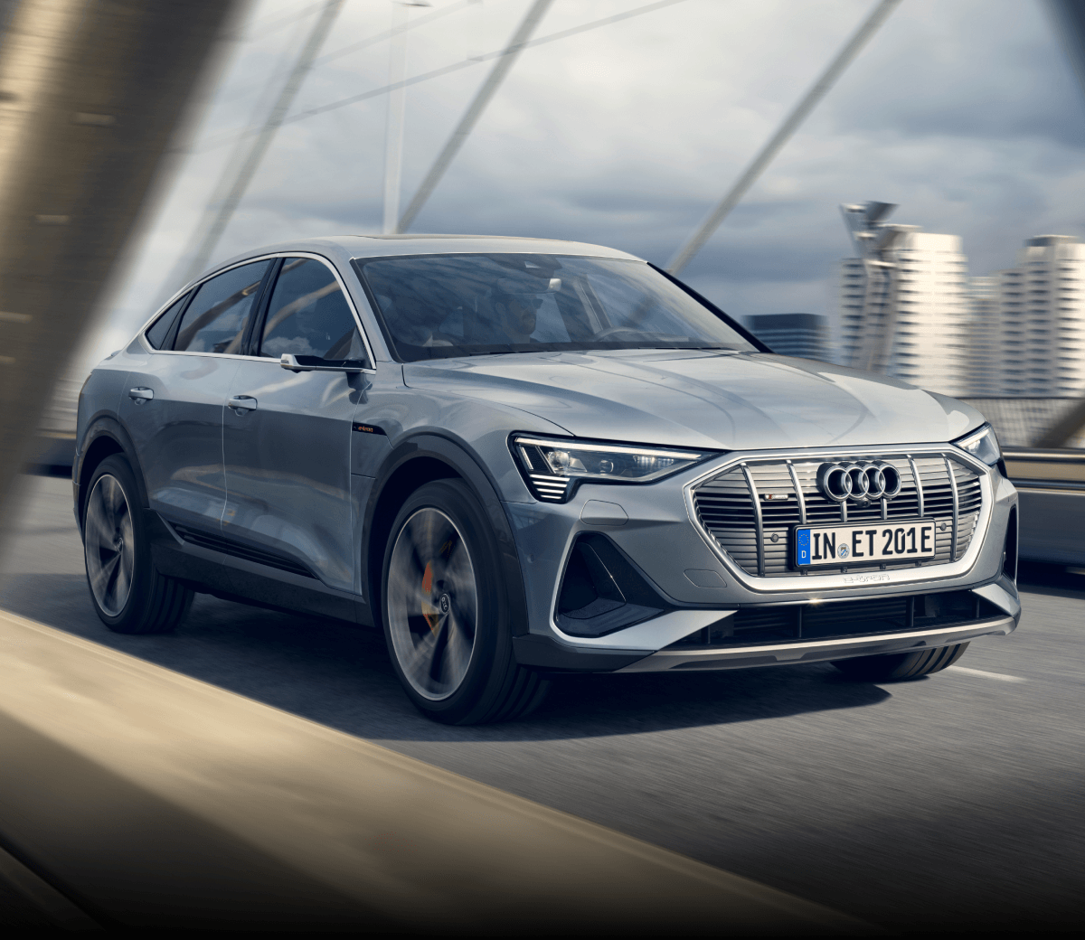 The Future Is Now. Experience a new generation of Audi.