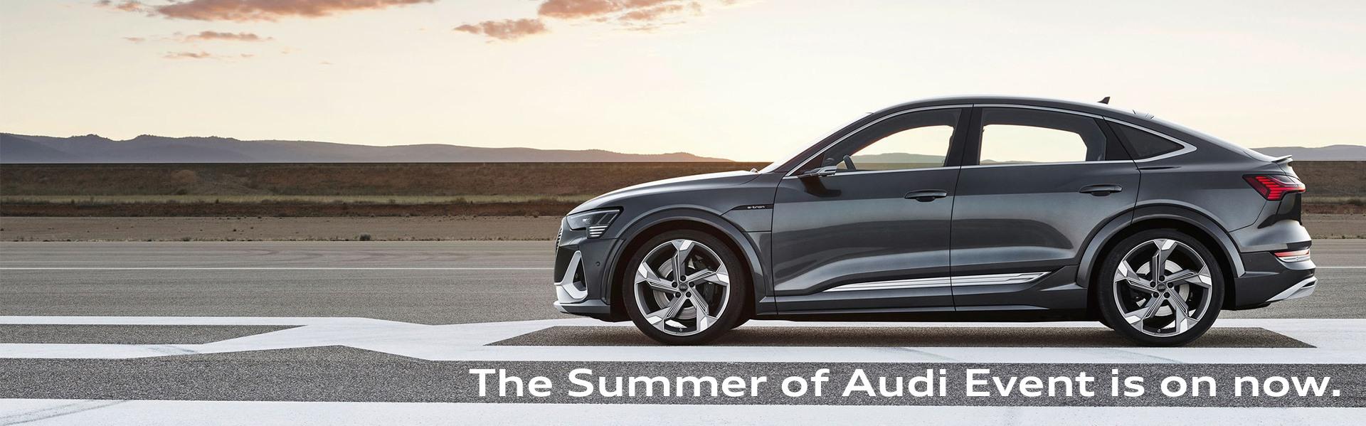 2021 Audi Model
