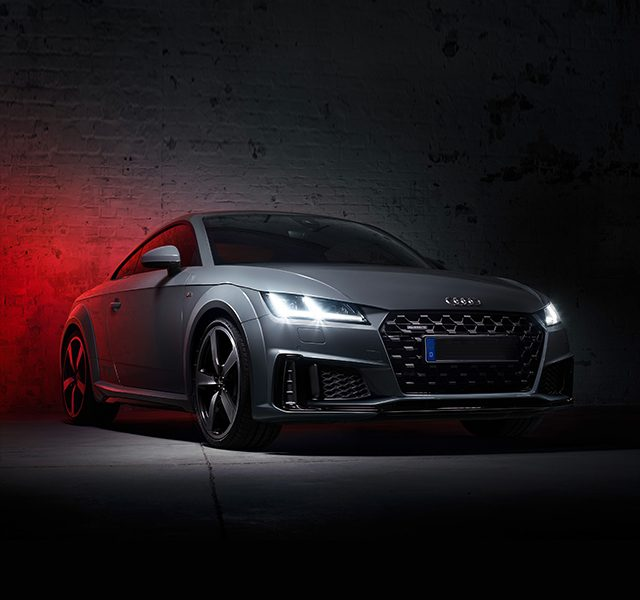 As individual as you are, enhance the personality of your Audi.