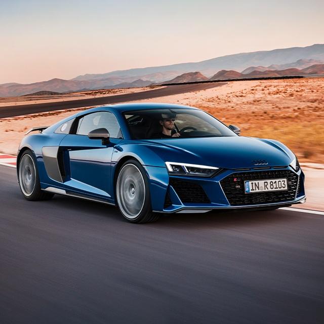Audi Certified :plus Super cars