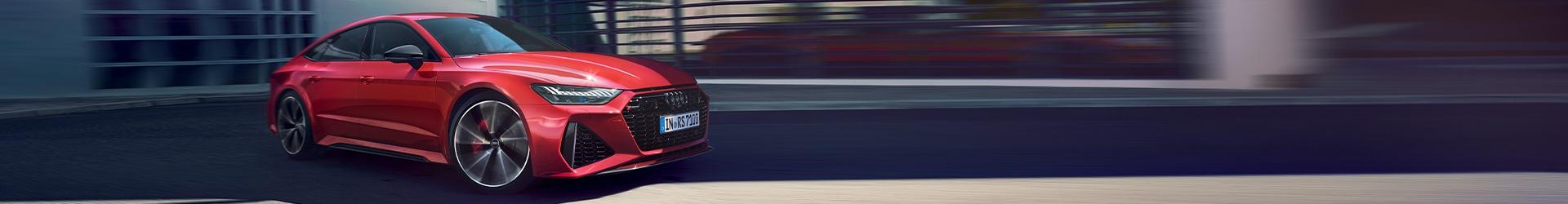 Audi Tire Promotional Image