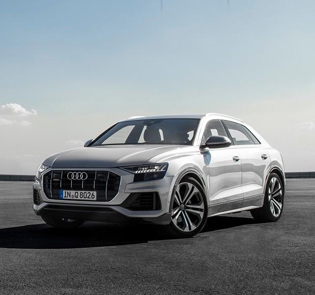 Introducing the Audi Q8